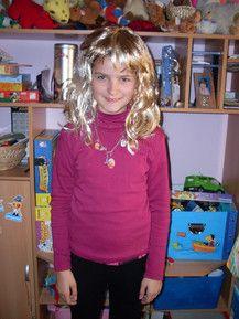Jennifer als Hannah Montana