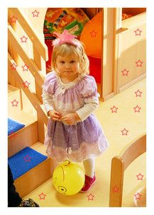 Unsere kleine süße Prinzessin