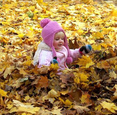 Nora im Herbstglück :)