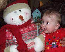 Alishia und der Schneemann vom Nordpol