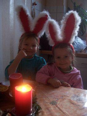 2 Advents-Häschen