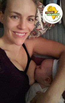 #StillenfürAfrika #normalizebreastfeeding