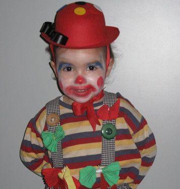 Mein kleines Clownmädchen