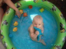 Wasser ist soooo tooolllll !