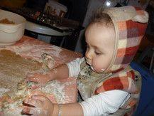 Emilio der kleine Bäckermeister
