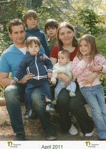 Mama, Papa und die 5 Racker