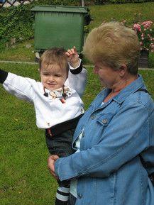 Max und Tante Eva