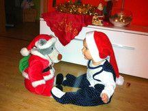 Sanna und der Weihnachtsbär