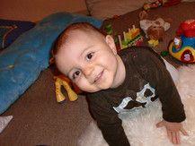 Mein Sohn Justin Sven