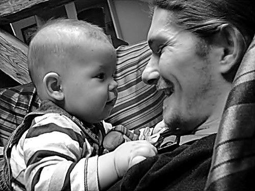 Papas Nase ist aber interessant =)