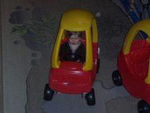 So ein Auto will ich haben...............