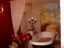 Ich habe mir beim letzten Wellnessurlaub in einem Hotel ein Entspannungsbad gegönnt :-)<br /> So ein Blüten-Bad ist Erholung pur und eine Wohltat für Körper und Seele. Da kann man mal den Alltag vergessen und neue Kraft tanken für den anstrengenden Alltag.