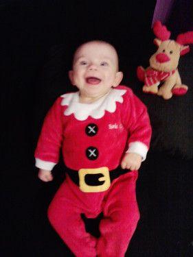 Mein kleiner Weihnachtsmann