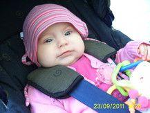 Eleyna 4 Monate