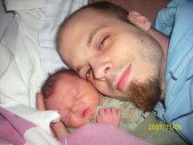 Papa und mein Sonnenschein Louis