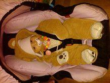 kleiner süßer Teddy