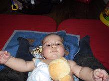 Babymassage Teil 1