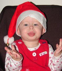 Oh Oh Oh es Weihnachtet sehr.