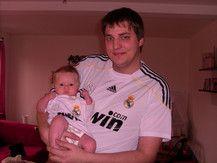 Papa und Tochter Anjali