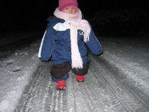 Der Schneeanzug und Marlean