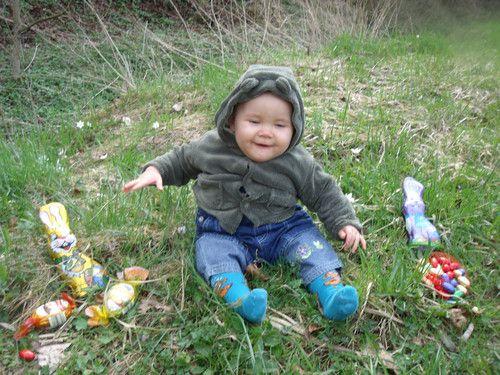 mein erstes Osterfest