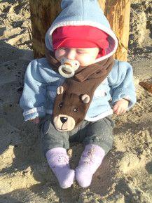 Einmal noch an den Strand