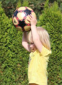 """""""Ich werd mal eine Fußballerin!"""""""