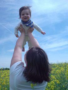Unterwegs mit Mama