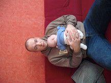 papa und ich
