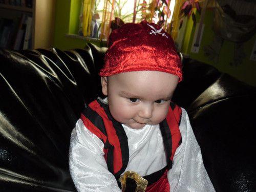 Mein kleiner Pirat
