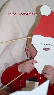 Der Weihnachtsmann versteckt sich!