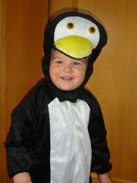 Unser kleiner Pinguin