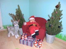 Der Weihnachtsmann war schon bei uns!!