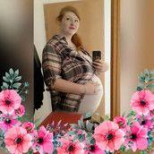 Frauen in der schwangerschaft dicke Frauen: Fettes