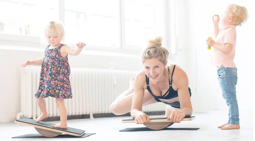 Plankbad – Dynamisches & spielerisches Training für alle