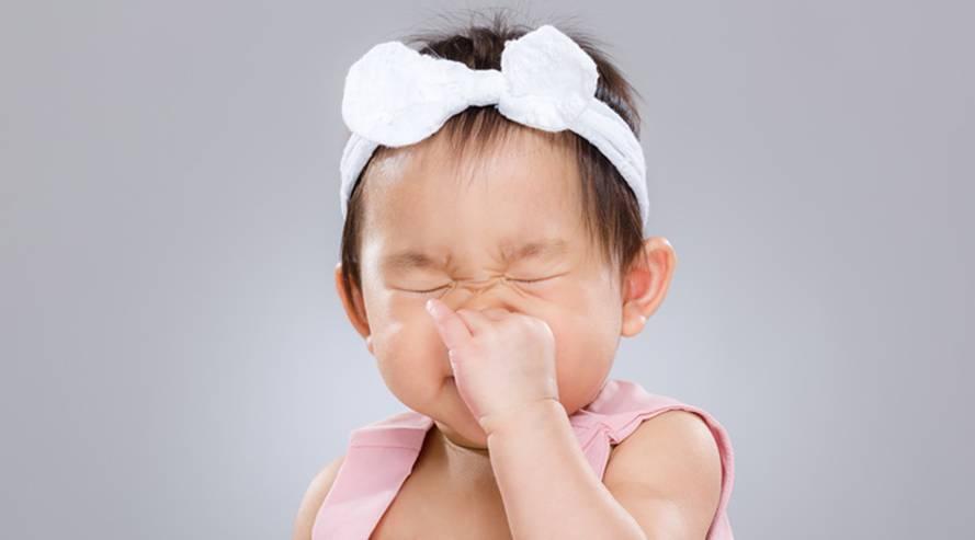 Lebensmittelallergie Baby