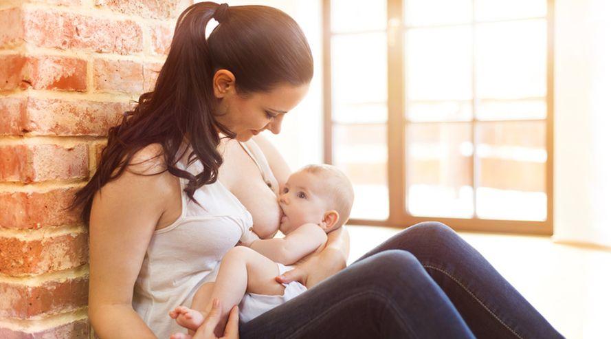 Beste Babynahrung