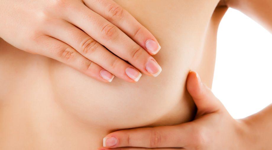 Pickelchen an der brustwarze