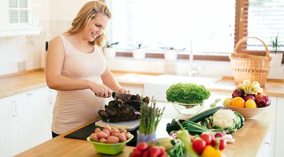 Schwangerschaft Ernährung