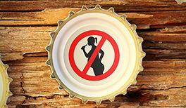 Alkoholfrei durch die Schwangerschaft