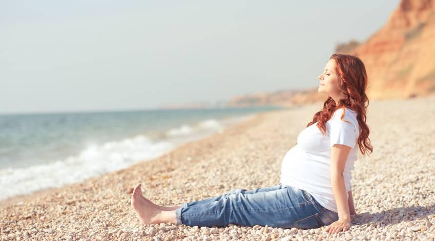 schwanger verreisen