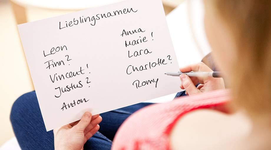 Namen mädchen deutsche Mädchennamen