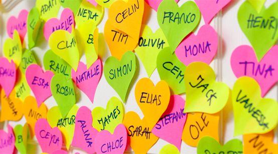 Mädchennamen: über 8 700 weibliche Vornamen entdecken